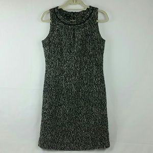 Talbots knit shift dress 10P